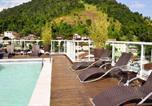 Hôtel Angra dos Reis - Angra Beach Hotel-4
