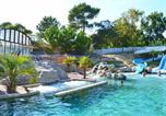 Camping avec Ambiance club Gironde - Camping Le Palace-1