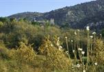 Location vacances Oppède - Villa Route d'Oppede le Vieux-4