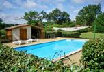 Location vacances Vert - Holiday Home Route de Chinan-2