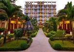 Hôtel Mandalay - Yadanarpon Dynasty Hotel-2