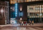 Hôtel Belgique - Novotel Charleroi Centre