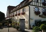 Hôtel Creglingen - Hotel Brauereigasthof Landwehr-Bräu-3