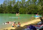 Camping Parcoul - Camping le Chene du lac -1