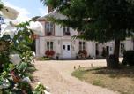 Hôtel Nouan-le-Fuzelier - Villa des Bordes-2