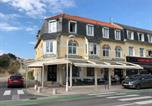 Location vacances  Somme - Grand appartement de la Mouette-1