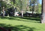 Villages vacances Big Bear Lake - Elk Cottage at Grey Squirrel Resort-1