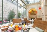 Hôtel 4 étoiles Paris - Au Manoir Saint Germain-3