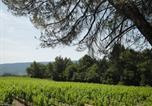 Location vacances Roussillon - Provence Secrète - Entre Vigne & Pinède-1