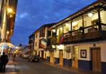 Hôtel Bogotá - Abadia Colonial-1