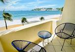 Location vacances Manzanillo - Espectacular Apto a pie de Playa con vista al mar-4