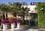 Hôtel 4 étoiles Castries - Hôtel Azur Bord De Mer-3
