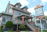 Hôtel Ocean City - Atlantic House Bed & Breakfast