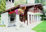 Location vacances Crans-Montana - Spacious Chalet near Forest in Randogne-2