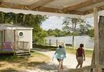 Camping avec Ambiance club Cher - Flower Camping Les Portes de Sancerre-1