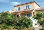 Location vacances Montséret - Holiday home Thezan Des Corbieres Gh-1346-1