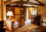 Hôtel Fleurance - La chambre la Tricherie-2