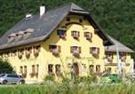 Location vacances Inzell - Hotel Restaurant Alpenglück-1