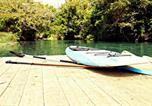 Location vacances Gonzales - Geronimo Creek Retreat Glamping Cabin #5-4