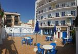 Hôtel Calella - Hotel Mediterrani Express-1