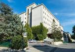 Hôtel Pamplona - Albergue Residencia Larraona-1