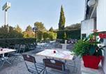 Hôtel Le Tholonet - Campanile Aix-En-Provence Est - Meyreuil-3