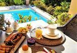 Hôtel Montauroux - Villa Jacaranda Maison d'hôtes B&B-3