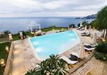 Location vacances Mongiuffi Melia - Letojanni Villa Sleeps 6 Pool Air Con Wifi-1