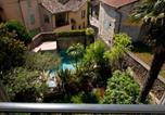 Hôtel 4 étoiles Collias - Hostellerie Le Castellas - Les Collectionneurs-2