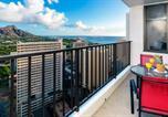 Location vacances Maunaloa - 30th Floor with Beautiful Ocean and Diamond Head Views | 1 Block to Beach | Free Parking & Wifi-3