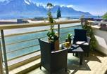 Location vacances Vevey - Lake & Mountain View Apartment | 12-1