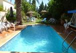 Location vacances  Tunisie - Villa Rue du Tibe-1