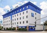 Hôtel Sarrebruck - Ibis budget Saarbruecken Ost-1