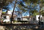 Location vacances Castelnau-le-Lez - Studio d'Hôtes les Libellules-1