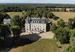 Hôtel Avon-les-Roches - Chateau du Gerfaut-1