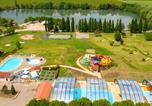 Camping avec Site nature Moselle - Capfun - Camping La Mirabelle-1