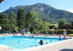 Camping avec Piscine couverte / chauffée Comps - Camping Les Foulons-1