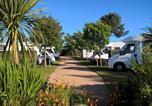 Camping avec Bons VACAF Saint-Aubin-sur-Mer - Camping de la Plage-1