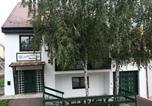 Hôtel Hongrie - Csillagtúra Panzió-1