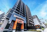 Hôtel Kobe - Apa Hotel Kobe-Sannomiya Ekimae