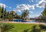 Location vacances Santa Eulària des Riu - Can Codolar Villa Sleeps 12 Pool Air Con Wifi-4