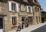 Hôtel Badefols-sur-Dordogne - Le Trèfle à Quatre Feuilles-1