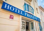 Hôtel Saint-Raphaël - Hotel Provencal-4