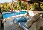 Location vacances Gondomar - Villa with 6 bedrooms in Pontevedra with private pool enclosed garden and Wifi 5 km from the beach-1