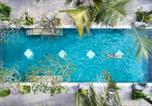 Location vacances Ubud - Dwaraka The Royal Villas-2