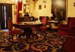 Hôtel Ruesga - Hotel Palacio de la Peña Cantabria-4
