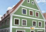 Location vacances Dillingen - Bauer Gästezimmer-4