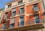 Hôtel Montpellier - Hotel Colisee - Verdun-1