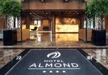 Hôtel Gdańsk - Hotel Almond Business & Spa-3