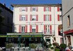 Hôtel Lapalud - Hotel Du Commerce-4